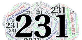 Nuovi reati 231