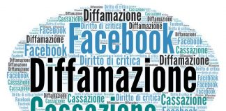 post diffamatorio facebook