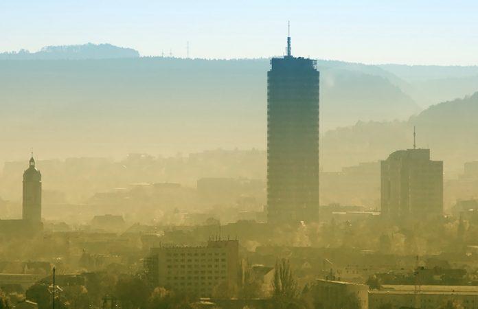 le zone più inquinate