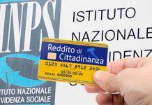 reddito di cittadinanza e incrocio dati INPS ok del Garante privacy