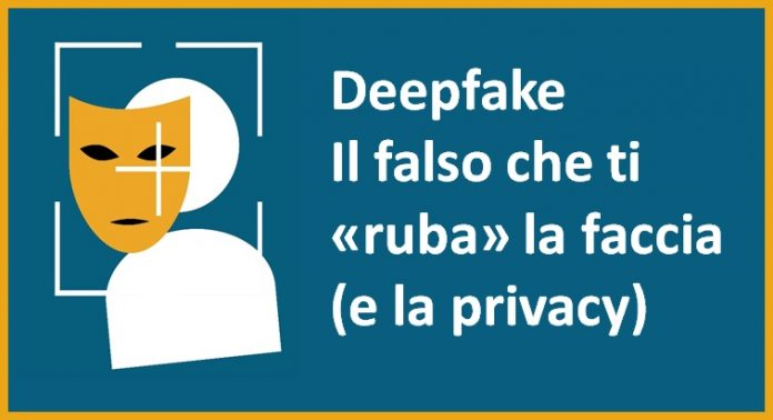 deepfake garante privacy