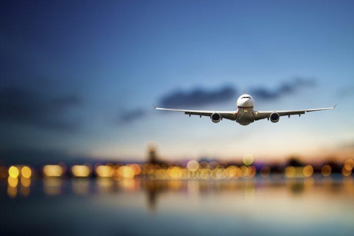 atterraggio in prossimità no volo cancellato