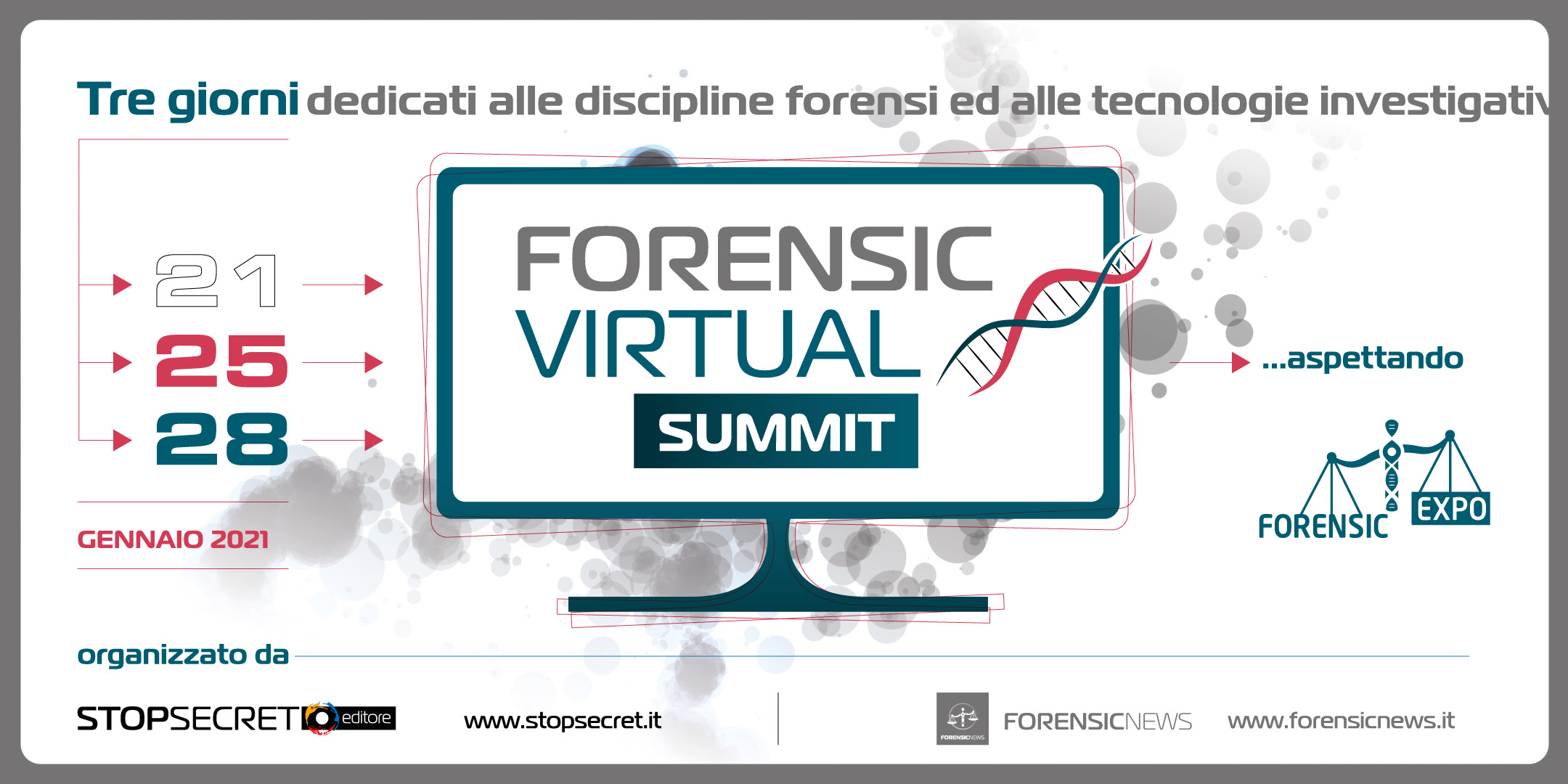 Forensic Virtual Summit