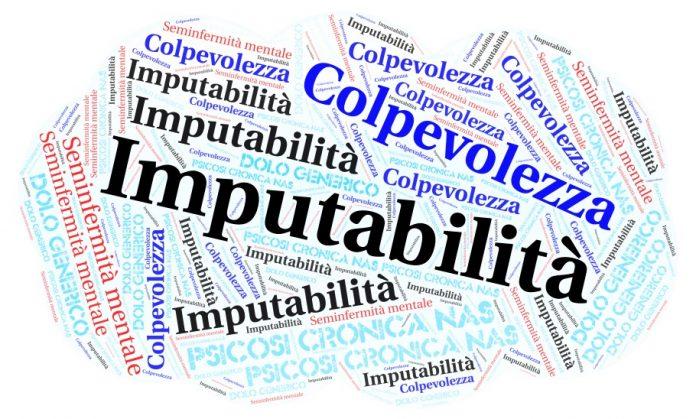 imputabilità e colpevolezza