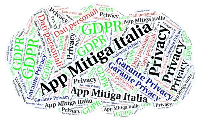 App Mitiga Italia