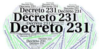 decreto 231 incompatibilità del legale